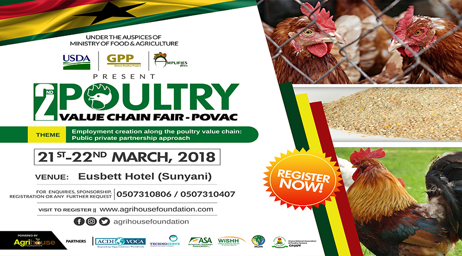 POULTRY VALUE CHAIN FAIR-POVAC