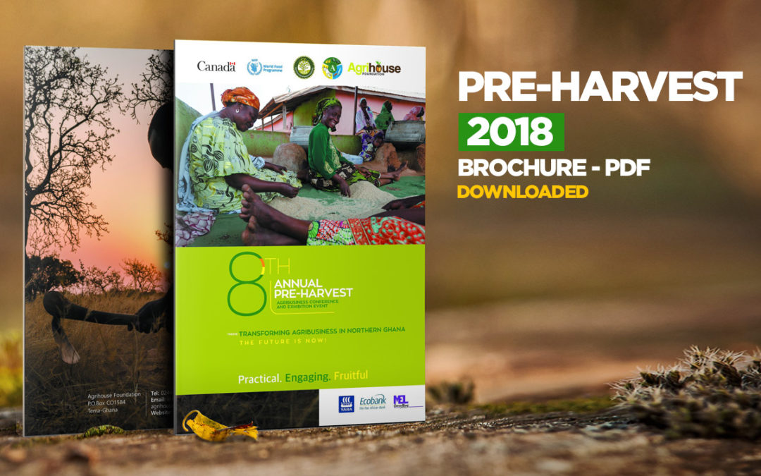 Pre harvest 2018 brochure PRE-HARVEST 2018 BROCHURE – PDF DOWNLOAD