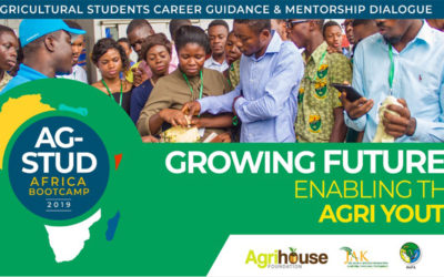 AGRIC STUDENTS CAREER GUIDANCE AND MENTORSHIP DIALOGUE