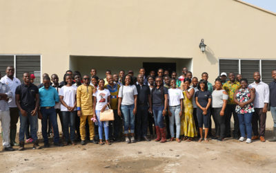 RMG GHANA EDUCATES STUDENTS ON CAREER OPPORTUNITIES IN AGRIBUSINESS AT AG-STUD