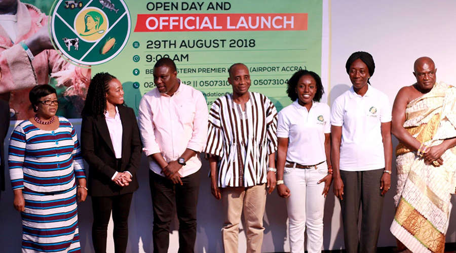WOFAGRIC 2019: REWARDING EXCELLENCE, PARTNERING WOMEN TO SHAPE AGRIBUSINESS.