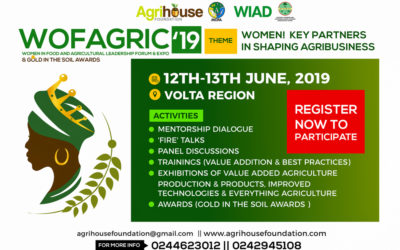 WOFAGRIC OPENS TODAY