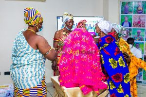 3rd WOFAGRIC Launch Centre Stage Stories of Women in Agric
