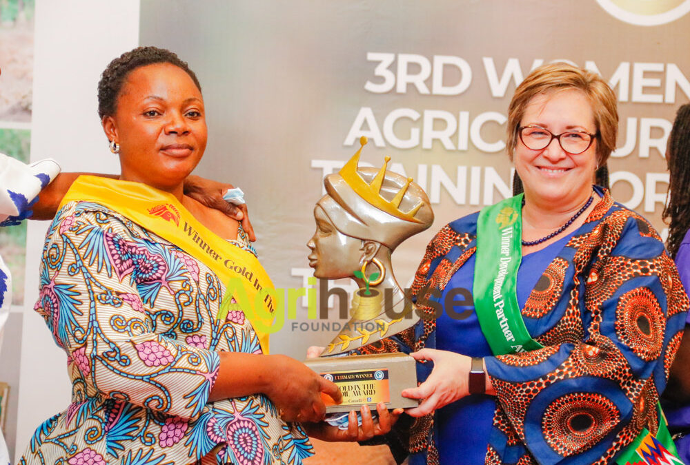 Canada Reiterates Commitment to Ghanaian Women in Agriculture at 3rd WOFAGRIC